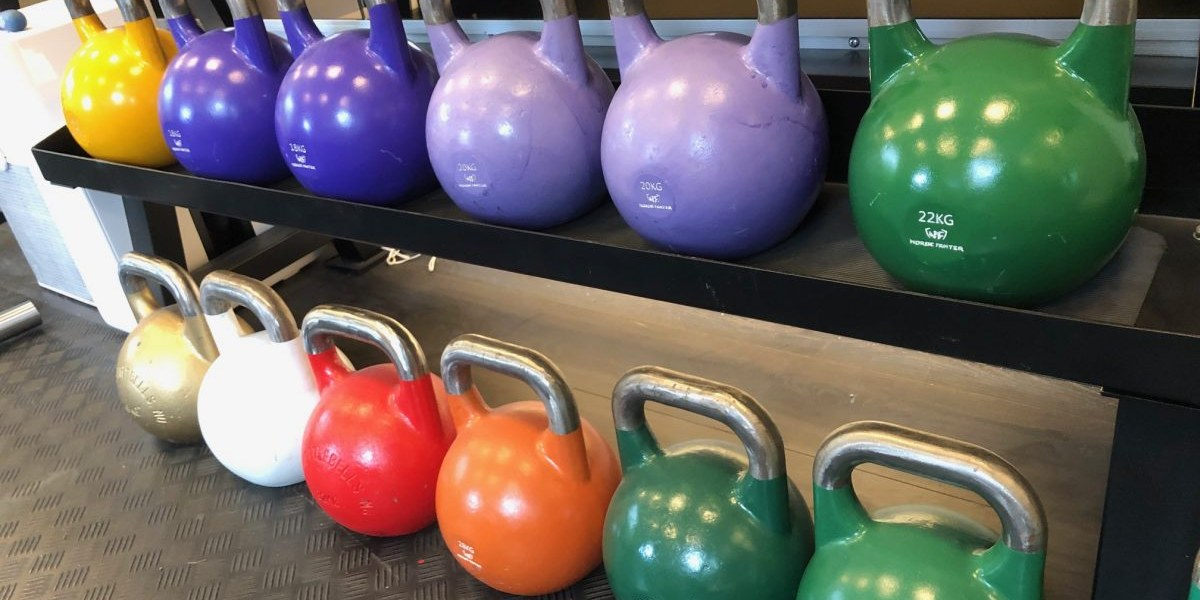 Competition Kettlebell 22kg GymDigital NF Green